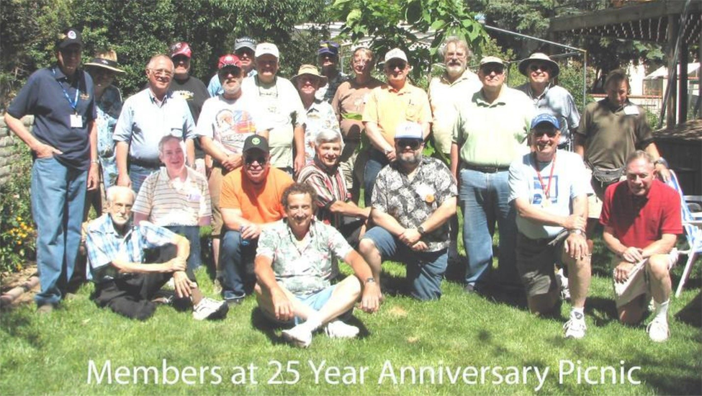 MEMBERS GATHE AT THE 2010 DIVISION PICNIC